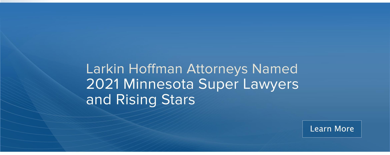 Super Lawyers 2021 announcement