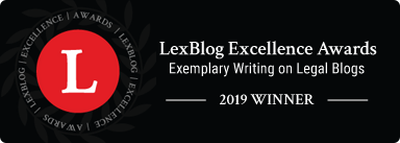LexBlog Excellence Awards - 2019 Winner